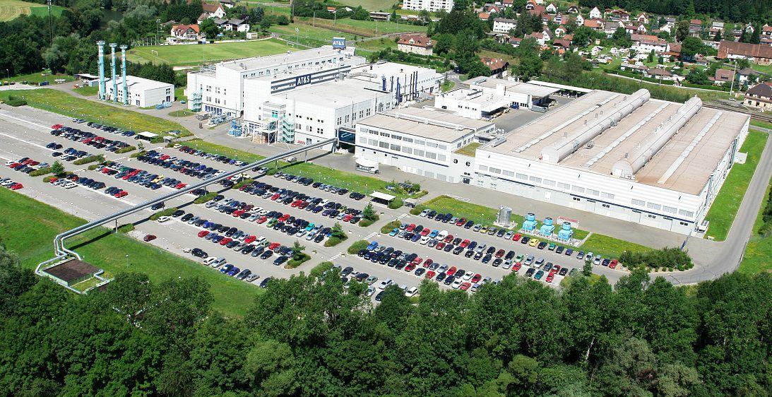 AT&S Werk Leoben-Hinterberg (Foto: AT&S)